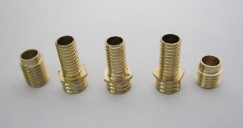 Brass Nipple India