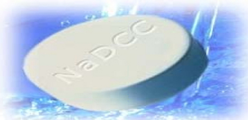 NADC Tablet for For Hospital Bio Waste
