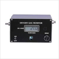 Portable Combustible Gas Monitor