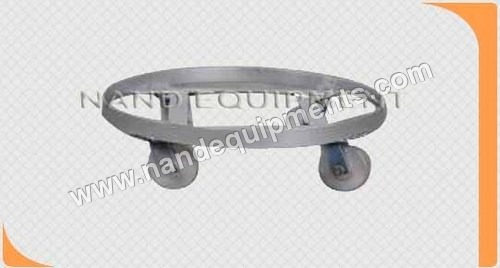 Round Shape Tandoor Trolley Stand