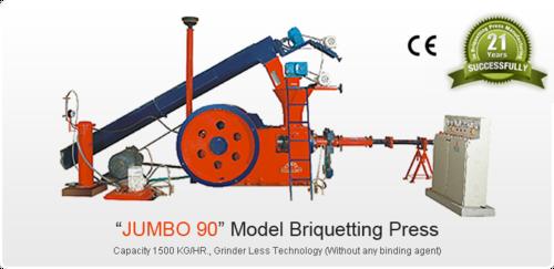 Briquetting Machine Plant