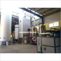 Industrial Liquid Oxygen Nitrogen Plants