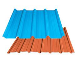 Colour Steel Sheets