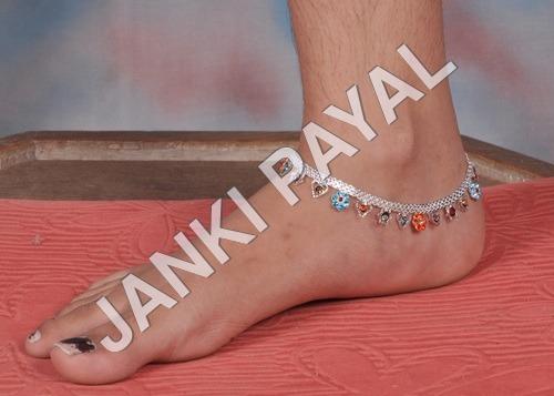 Imitation Golden Anklets