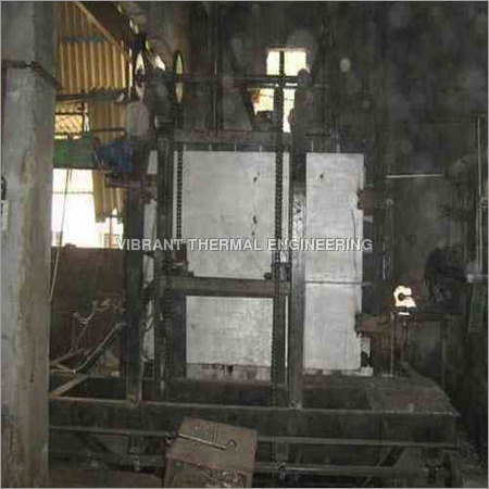Fork Arm Quenching Furnace