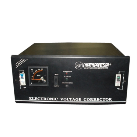Home Voltage Stabilizer