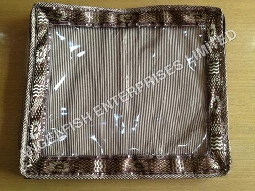 decorative saree cover