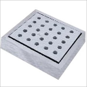 Square Gully Grating