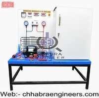 Domestic Refrigerator Test Rig