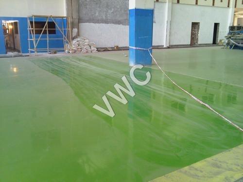 Anti Epoxy Flooring