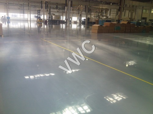 Hardwearing Epoxy Floorings