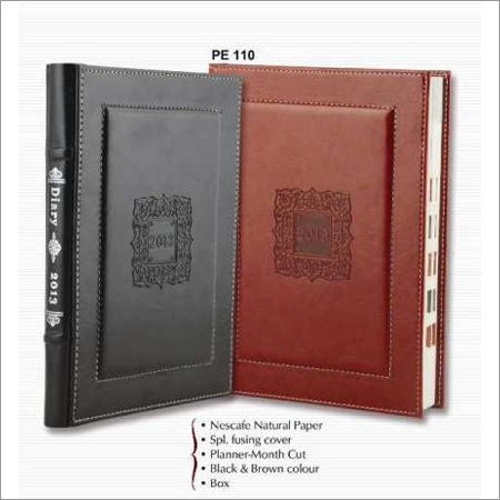 Corporate PU Binding Diary