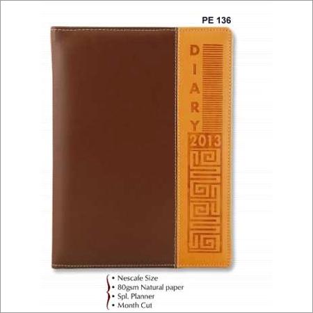 Premium Corporate Binding Diary