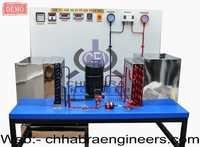 AIR TO AIR HEAT PUMP TEST RIG