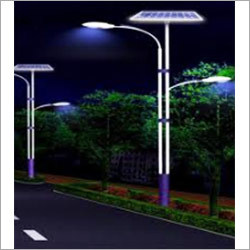 High Powered Solar Street Light