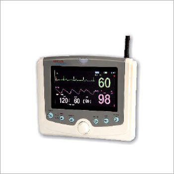 Wireless Connectivity Compact Patient Monitor