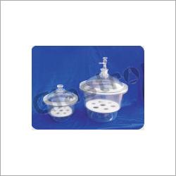 Glass Vacuum Desiccators