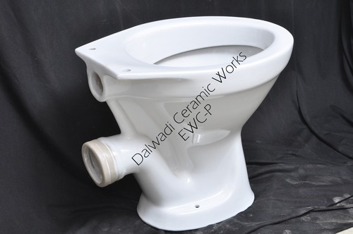 European Water Closet P Trap