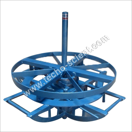 Turn Table (Drum Rotator) For Conductor