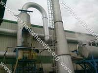 Wet Scrubber Pollution Controller