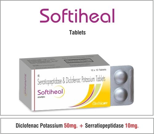 SOFTI HEAL TABLETS