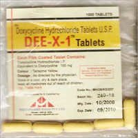 Doxycycline Hydrochloride Tablets