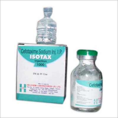Cefotaxime Injection