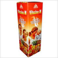 Vitozinc - M Syrup