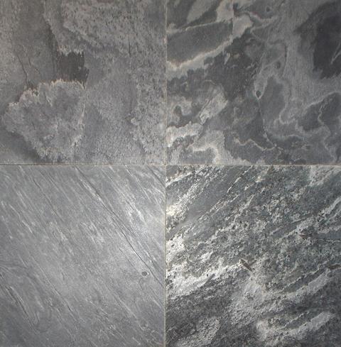 Silve Grey Slate Stone
