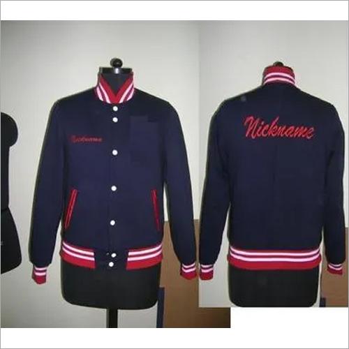 Varsity Fleece Jacket