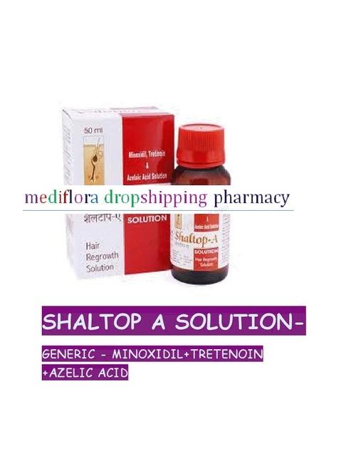 MINOXIDIL+TRETENOIN+AZELIC ACID