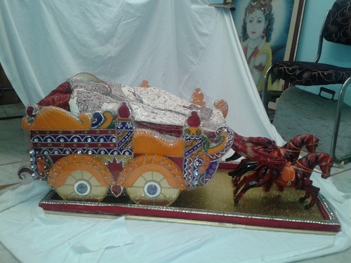 Sherwani Packing