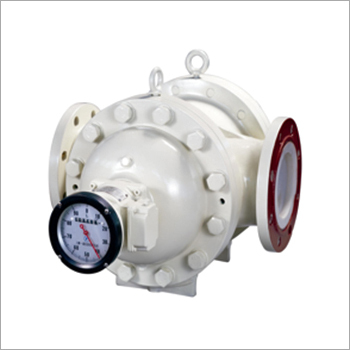 Bi rotor Positive Displacement Meter