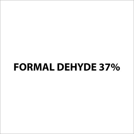 Formaldehyde 37%