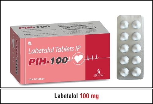 Labetalol Tablets IP