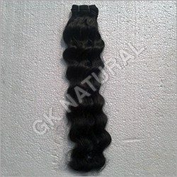 Wave Machine Weft Remy Hair