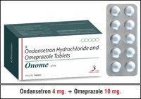 ONDANSETRON-4MG+OMEPRAZOLE 10MG