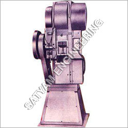 Powder Press Machine