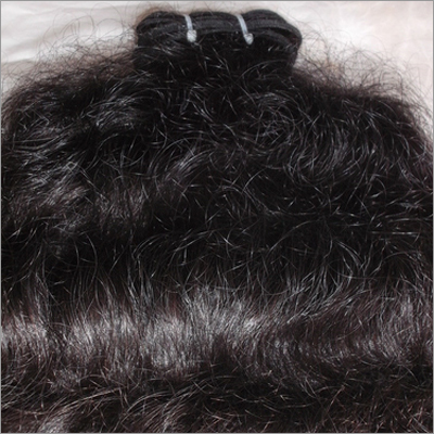 Curly Human Hair - Machine weft