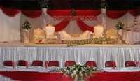 Stylish Mughal Wedding Stage