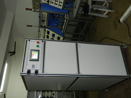 Oil water circulation tester