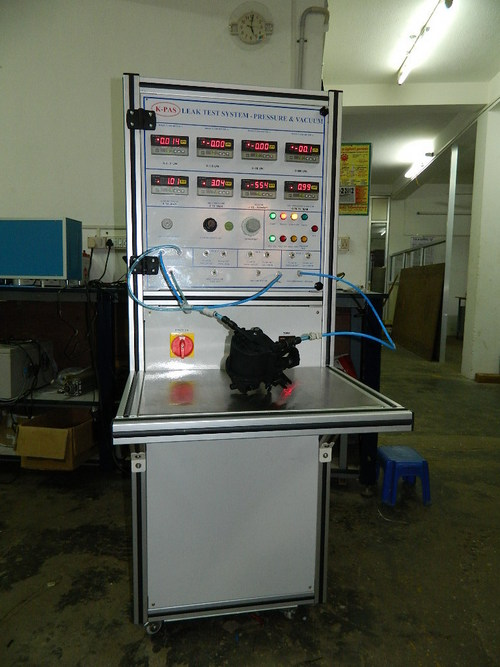 Pressure & Vacuum Leak Testing Machine