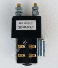 Main Contactor ZJW 48VDC Coils 200Amps