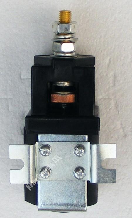 主要な接触器ZJW 96VDCは400Ampsを巻く