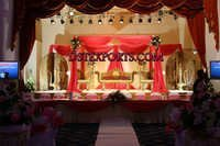 New Designer Asian Wedding Stage