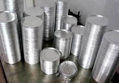 Aluminium Foil Lid cutting Machines