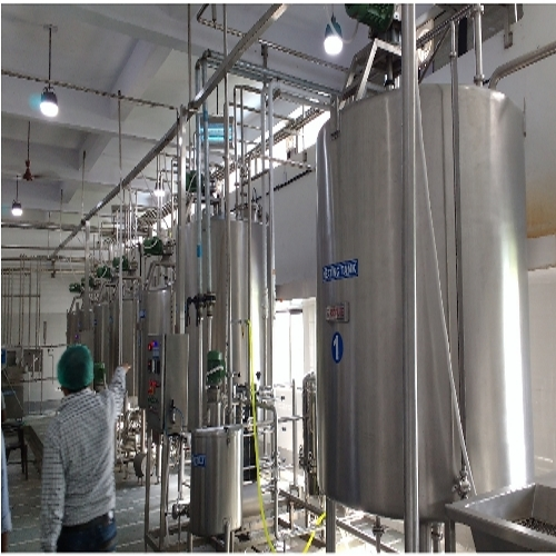 Soft Drink Production Line