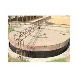 Underground Bio Gas Plant