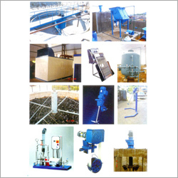 Sewage Treatment Plant Accessories