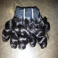 Afro Curly Hair Weave